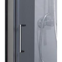 DYNAMIC B2 125 - Sprchové dveře zasouvací 122-126cm
