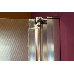 Glass B2 100 sprchové dveře do niky dvoukřídlé 97-101cm
