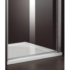 Glass B1 85 sprchové dveře do niky jednokřídlé 81-85cm