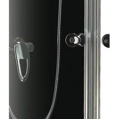 GLASS S6 90 cm CHROM Sprchová zástěna