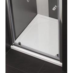 Master B1 80 sprchové dveře do niky jednokřídlé 76-80cm