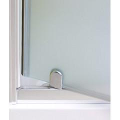 Master B1 85 sprchové dveře do niky jednokřídlé 81-85cm