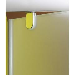 Master B5 115 Sprchové dveře do niky- 111,5-115,5cm, matné sklo