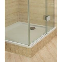 Sprchový kout obdélníkový SMART R23 120x80 cm