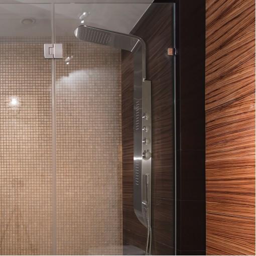 ELBA Hydromasážní sprchový panel