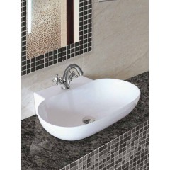 BALA keramické umyvadlo 57x39x12 cm