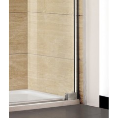PARTY B1 75 sprchové dveře do niky jednokřídlé 73-76cm