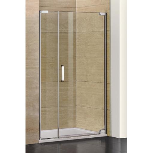 PARTY B7 140 sprchové dveře do niky jednokřídlé 138-142 cm