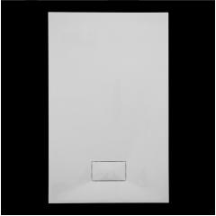 SMC GLOSSY 120x90cm sprchová vanička z tvrzeného polymeru obdélníková