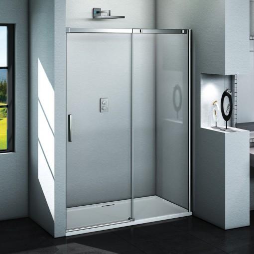 ZEUS B2 145, Sprchové dveře zasouvací 142-146cm