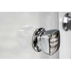 DUO SLIDE 110 sprchové dveře zasouvací 108 - 112 cm x 195 cm