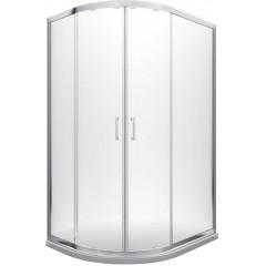 MODERN asymetrická sprchová zástěna 120x90x185cm