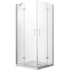 VIVA čtvercová sprchová zástěna 90x90x195cm