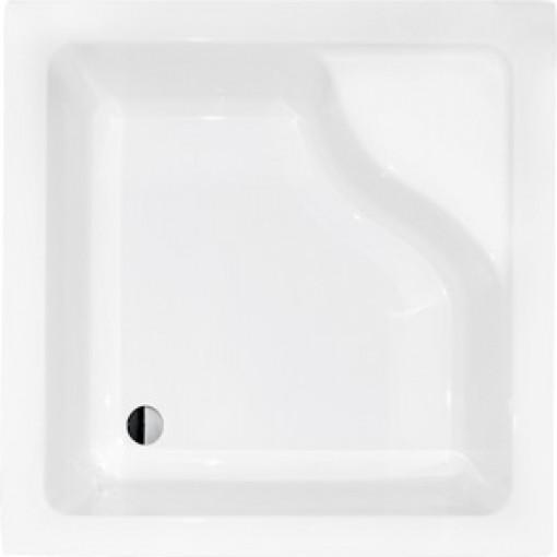 IGOR čtvercová sprchová vanička 90x90x24cm