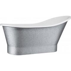 Gloria Glam 150x68 cm volně stojící koupací vana