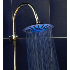 Sprchový set bez baterie-letní déšť s LED osvětlením