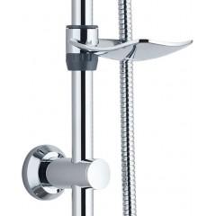 Sprchový set s tropickým deštěm  EASY COOL včetně termostatické baterie Claudio