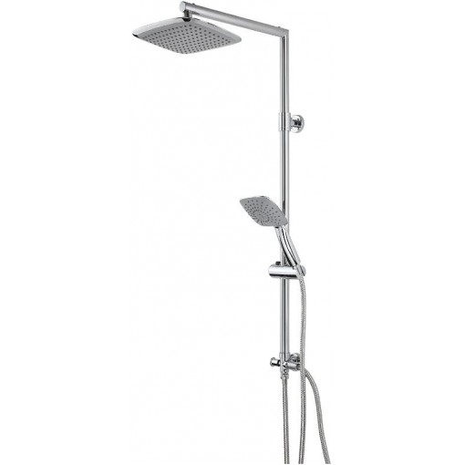 Sprchový set bez baterie Stella, chrom