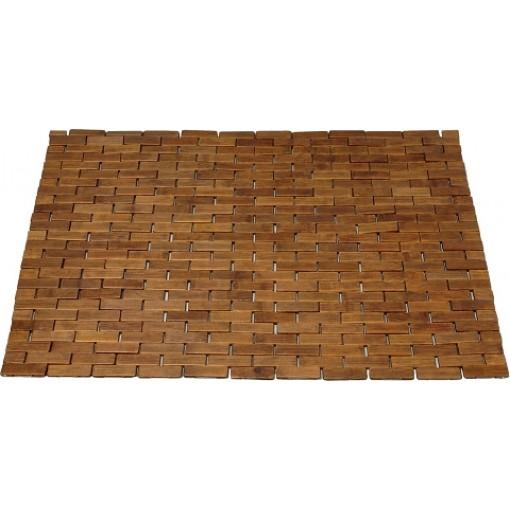 Koupelnová předložka 50x70cm Bambus