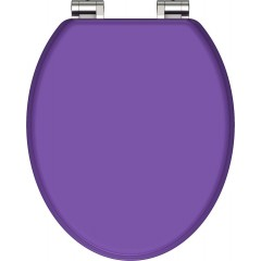Wc sedátko Violett MDF se zpomalovacím mechanismem SOFT-CLOSE