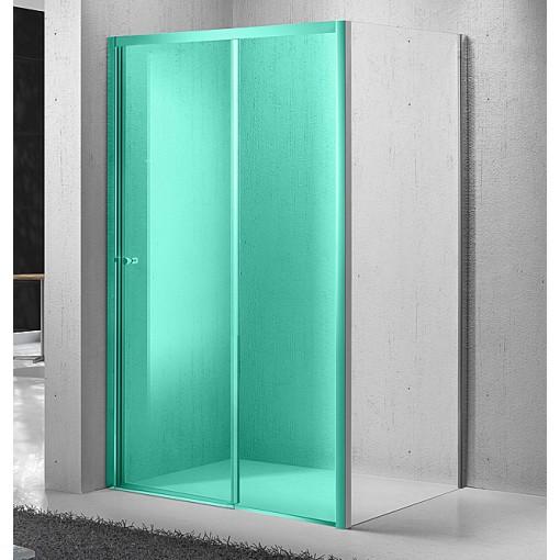 MOVE F1 80 Pevná boční stěna ke sprchovým dveřím série Move