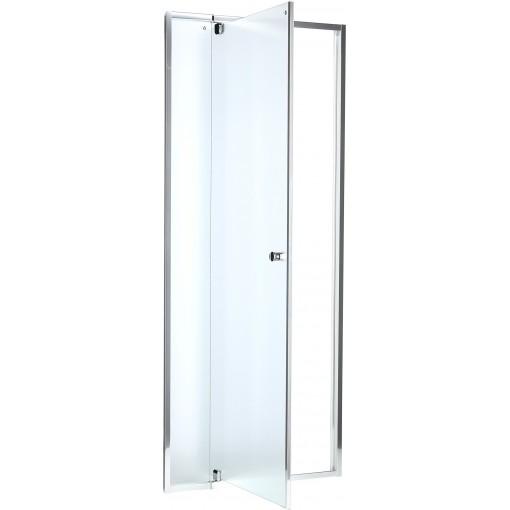Sprchové dveře do niky STYLE 90 rozměr 87-100x190cm čiré sklo
