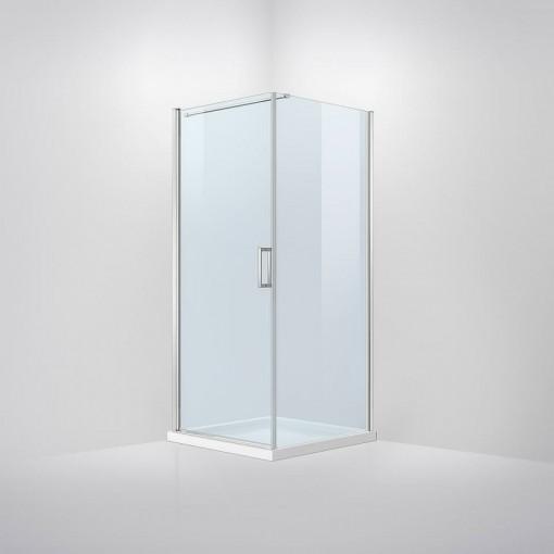 Grace A1 90 cm Sprchová zástěna 90x90x190cm s otočnými dveřmi