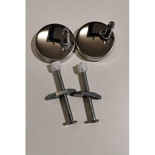 ND-uchycení pro duroplastová WC sedátka - šrouby s matkou a panty k WC sedátkům Eisl (ND-duroplast)