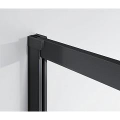 Posuvné sprchové dveře NERO B2 130cm  L/P varianta