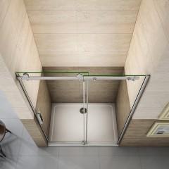 Posuvné sprchové dveře DIAMOND 126- 130x195cm L/P varianta