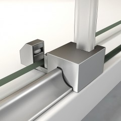 Posuvné sprchové dveře DIAMOND 131- 135x195cm L/P varianta