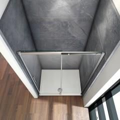 Posuvné sprchové dveře HARMONY B2 125, 121-125x195cm L/P varianta