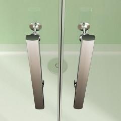 Sprchové dveře MELODY D2 90 dvoukřídlé 86-90 x 195 cm