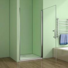 Sprchové dveře MELODY D1 90 jednokřídlé dveře 89-92 x 195 cm