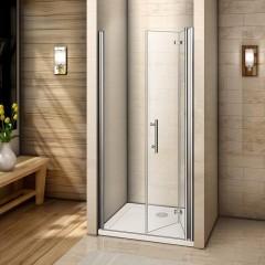 Zalamovací dveře MELODY B8 69-72 x 195 cm