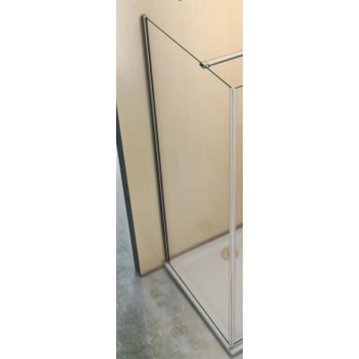 Pevná boční stěna MELODY F1 80x195cm