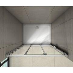 Posuvné sprchové dveře SWELL D3 120, 115,4-120x185cm L/P varianta