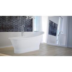 Gloria 160x68 cm volně stojící koupací vana