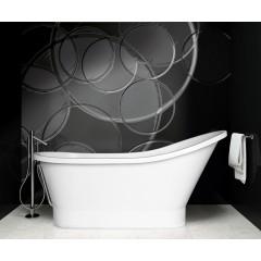 Gloria 150x68 cm volně stojící koupací vana