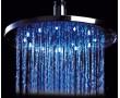 Sprchy s LED osvětlením