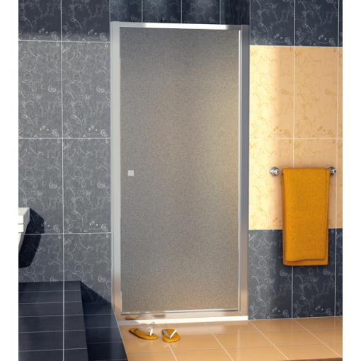 SanSwiss ECOP 0700 50 22 Jednokřídlé dveře 70 cm, aluchrom/durlux