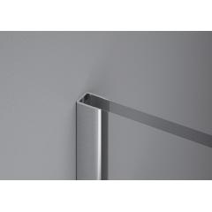 SanSwiss PU13PD 120 10 44 Sprchové dveře jednodílné 120 cm pravé, chrom/cristal perly