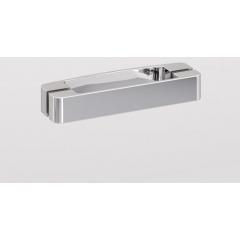 SanSwiss SLF1G 0900 50 44 Sprchové dveře dvoudílné skládací 90 cm levé, aluchrom/cristal perly