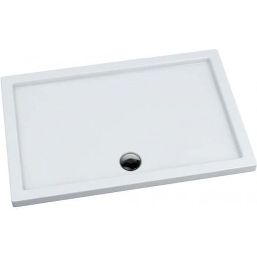 Sprchová vanička akrylátová PRIMERO, obdélník, 120x80x5cm