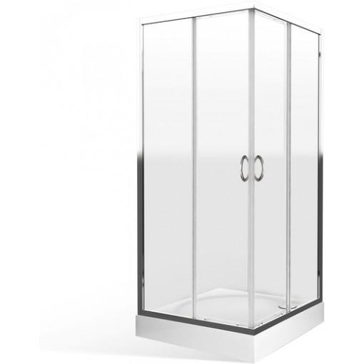 Čtvercový sprchový kout ES2 800x800 mm 558-8000000-00-02