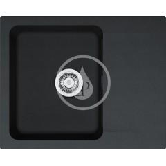 Franke Kuchyňský set T29, tectonitový dřez OID 611-62, černá + baterie FP 9000, onyx NEW 114.0366.037