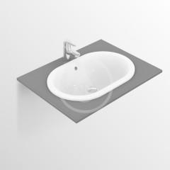 Ideal Standard Umyvadlo zápustné oválné 550 x 175 x 380 mm, bílá E504701