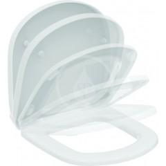 Ideal Standard WC sedátko, 480x380x50 mm, Soft-close, bílá T679901