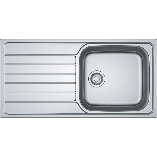 Franke Nerezový dřez SKX 611-100, 1000x500 mm 101.0504.059