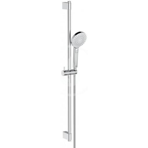 Ideal Standard Sprchová souprava Circle, tyč 900 mm s ruční sprchou, 3 proudy, chrom B2237AA